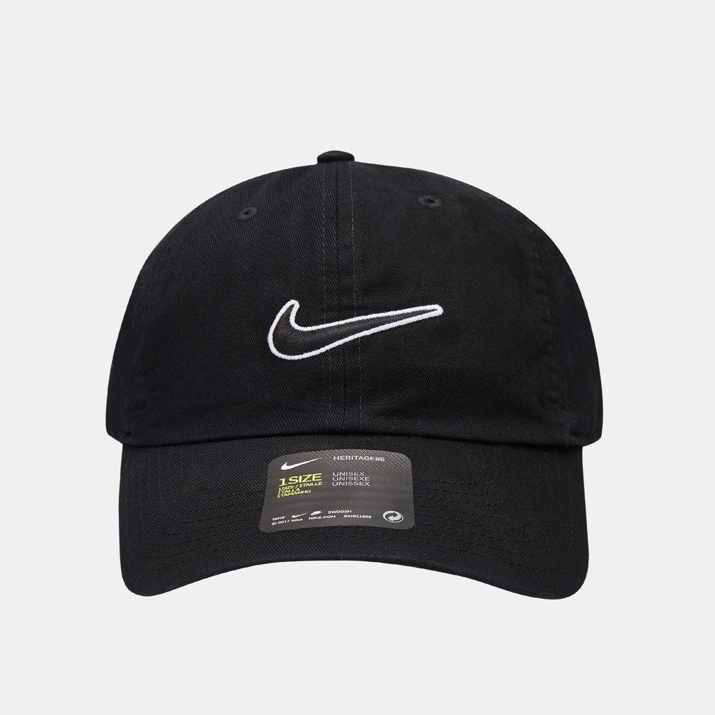 055cdc07ae9 Nike Sportswear Swoosh H86 Essential Cap - Black