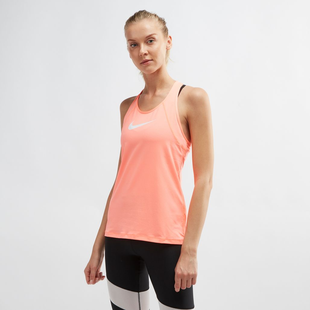 Nike Pro Allover Mesh Tank Top