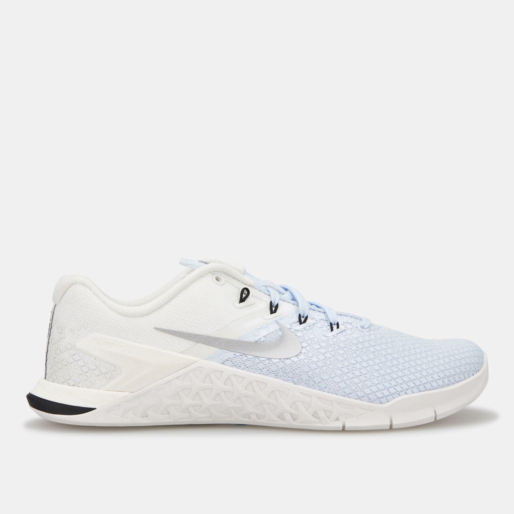 Nike Women's Metcon 4 XD Metallic Shoe
