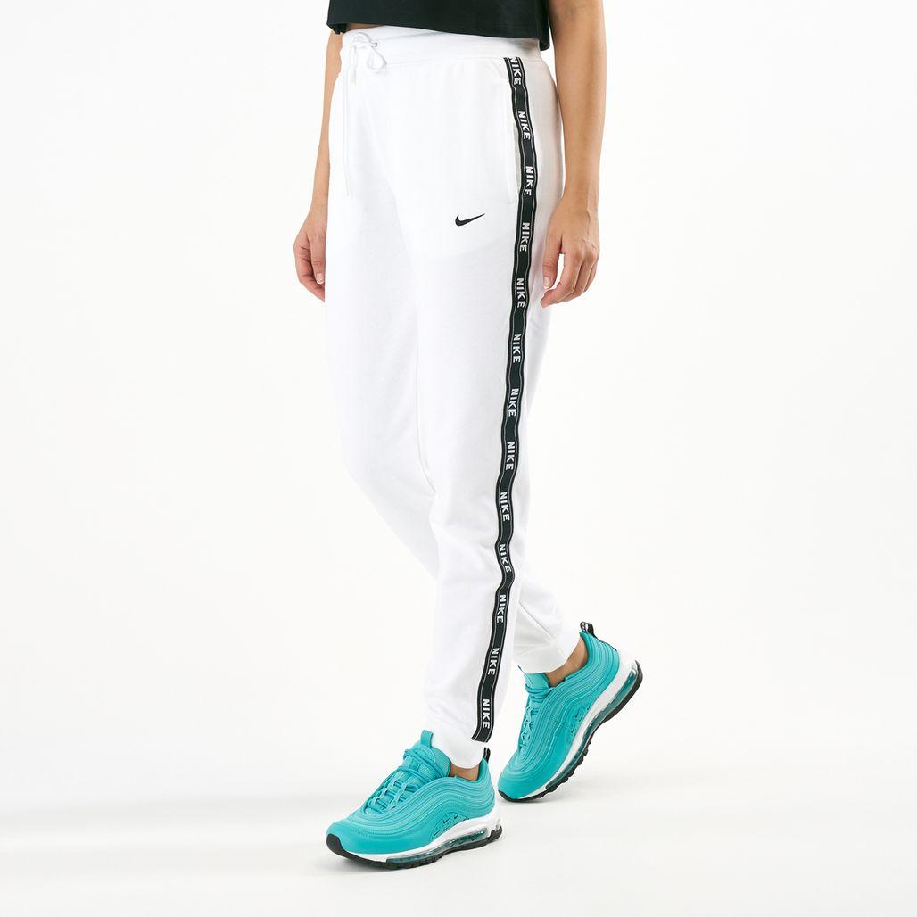 Nike Women's Sportswear Logo Tape Sweatpants