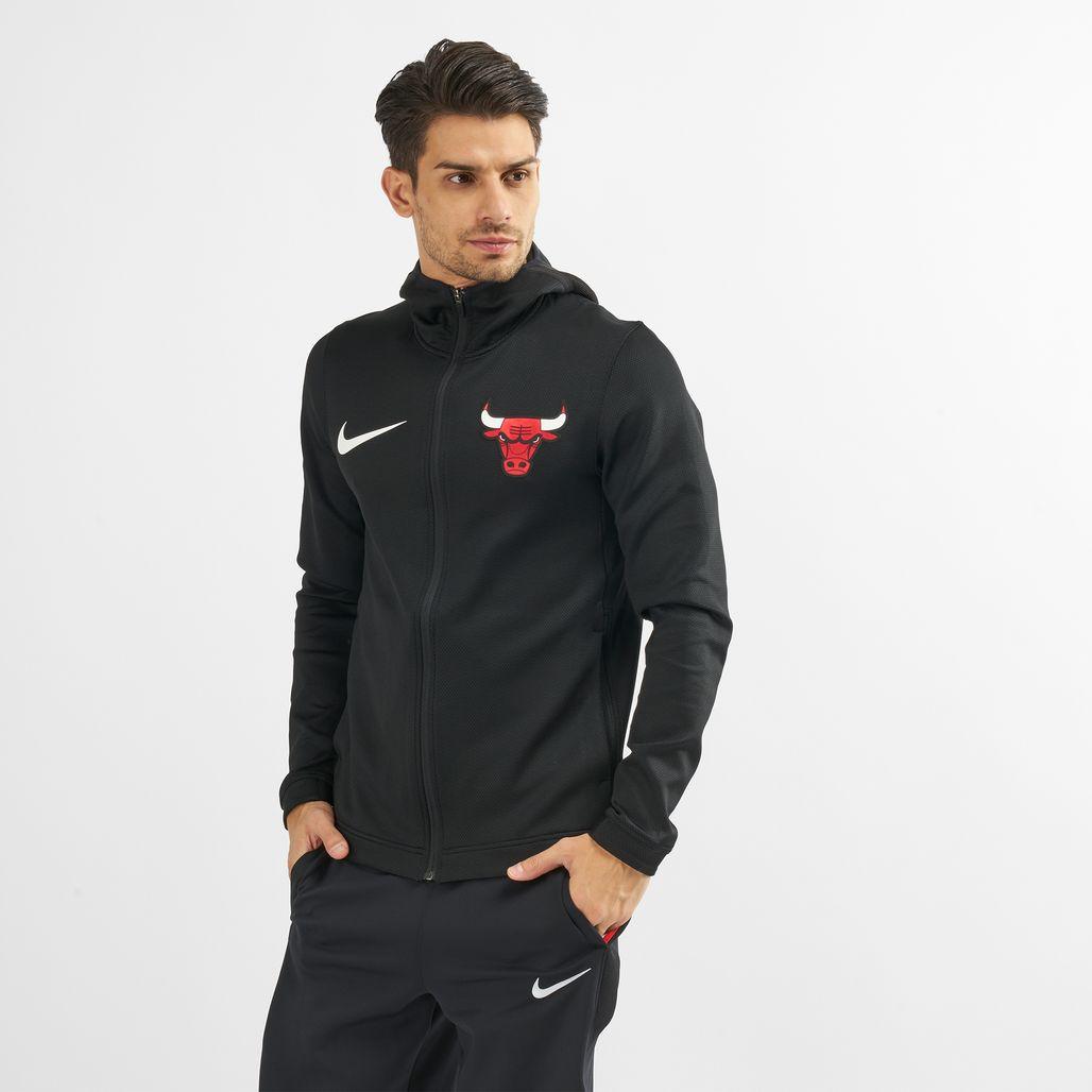 Nike NBA Chicago Bulls Therma Flex Showtime Hoodie