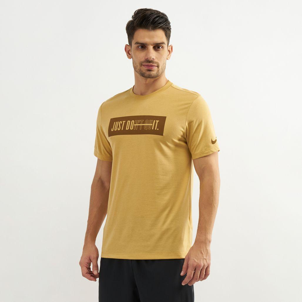 Nike Men's Dry DB Bar T-Shirt