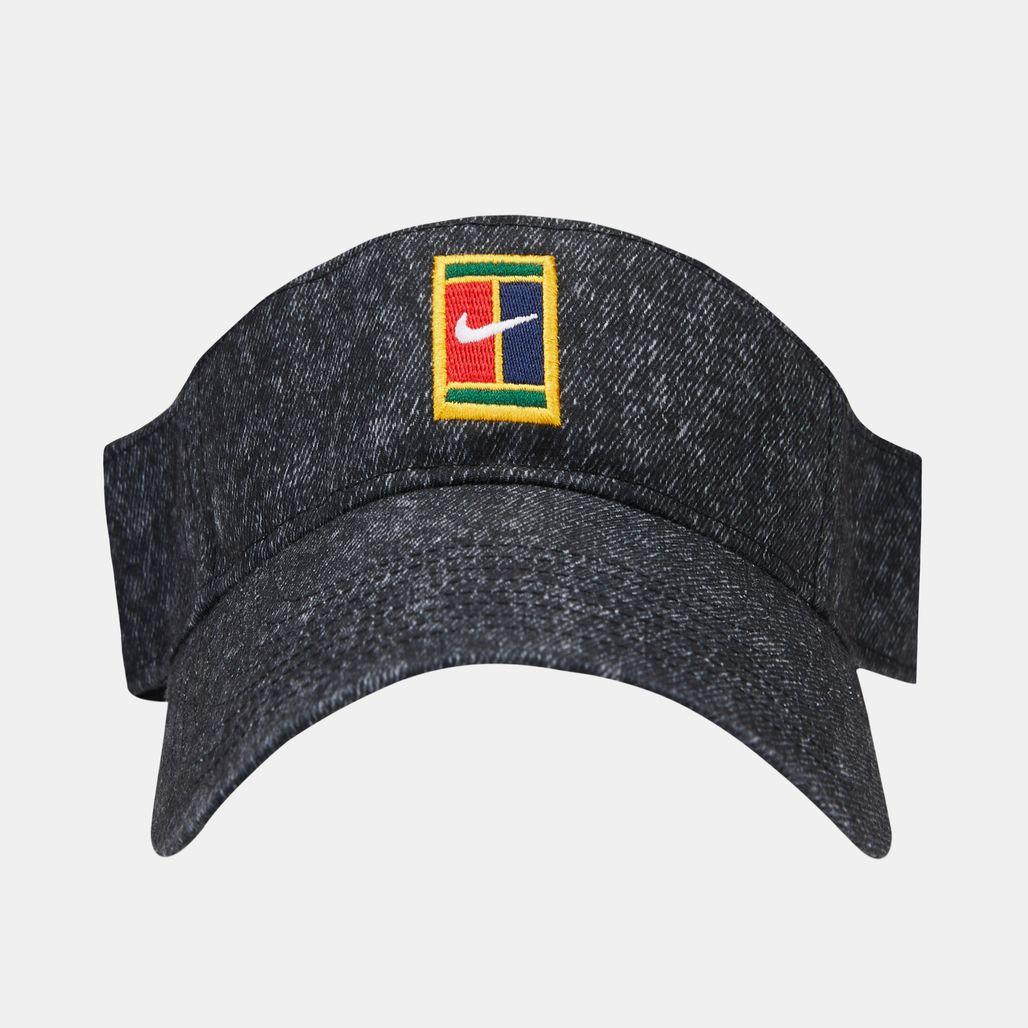 Nike Court AeroBill Heritage86 Cap - Black