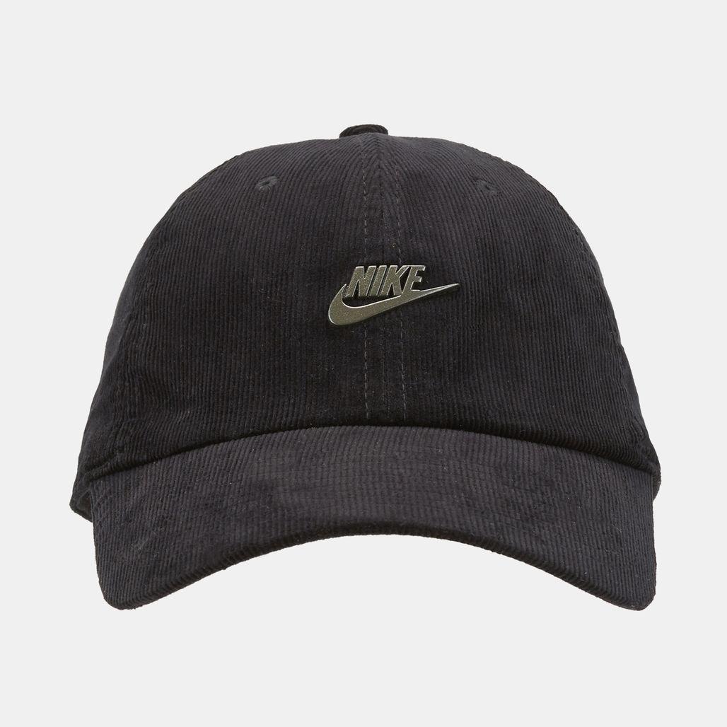 Nike Futura Cord H86 Cap - Black