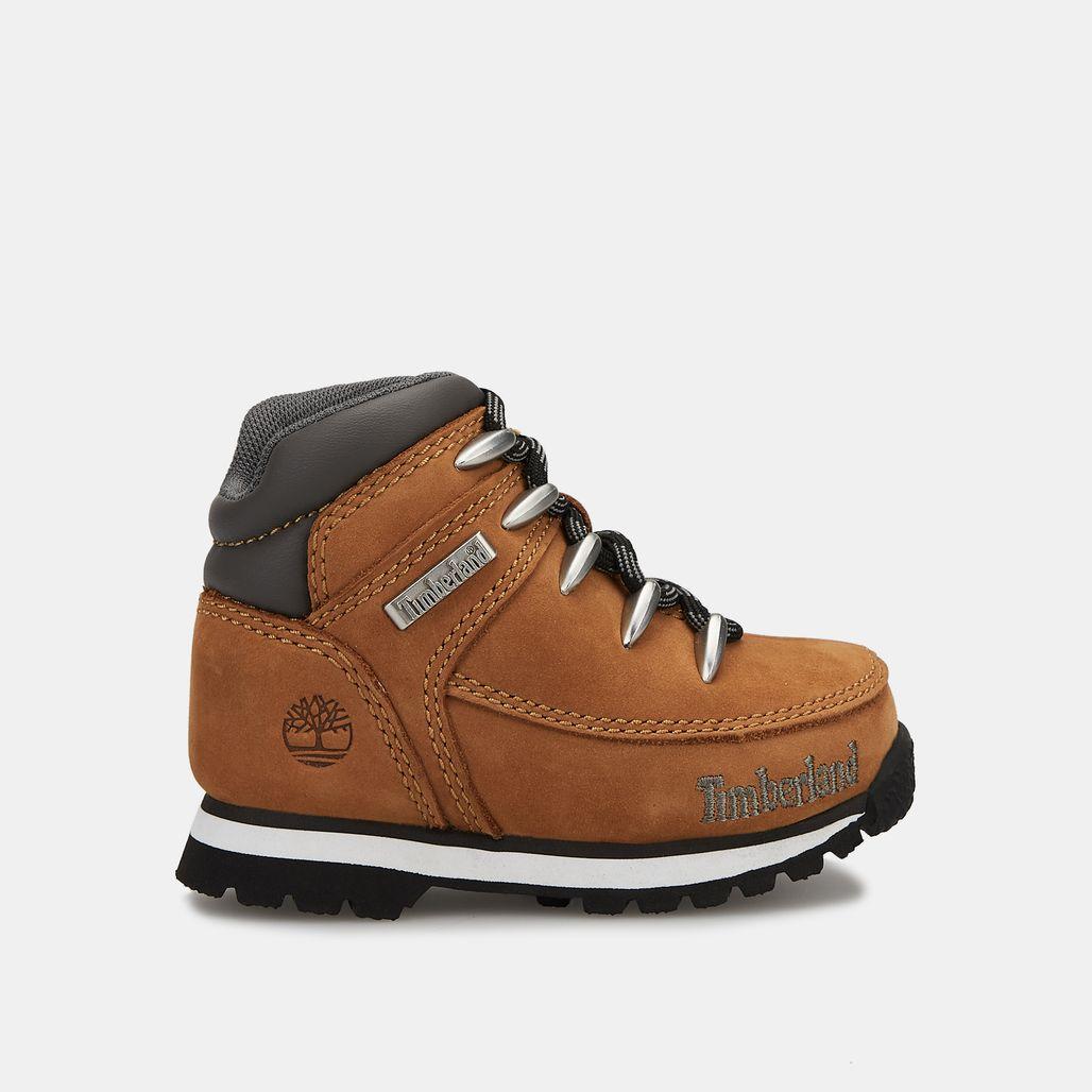 Timberland Kids' Euro Sprint Shoe (Older Kids)
