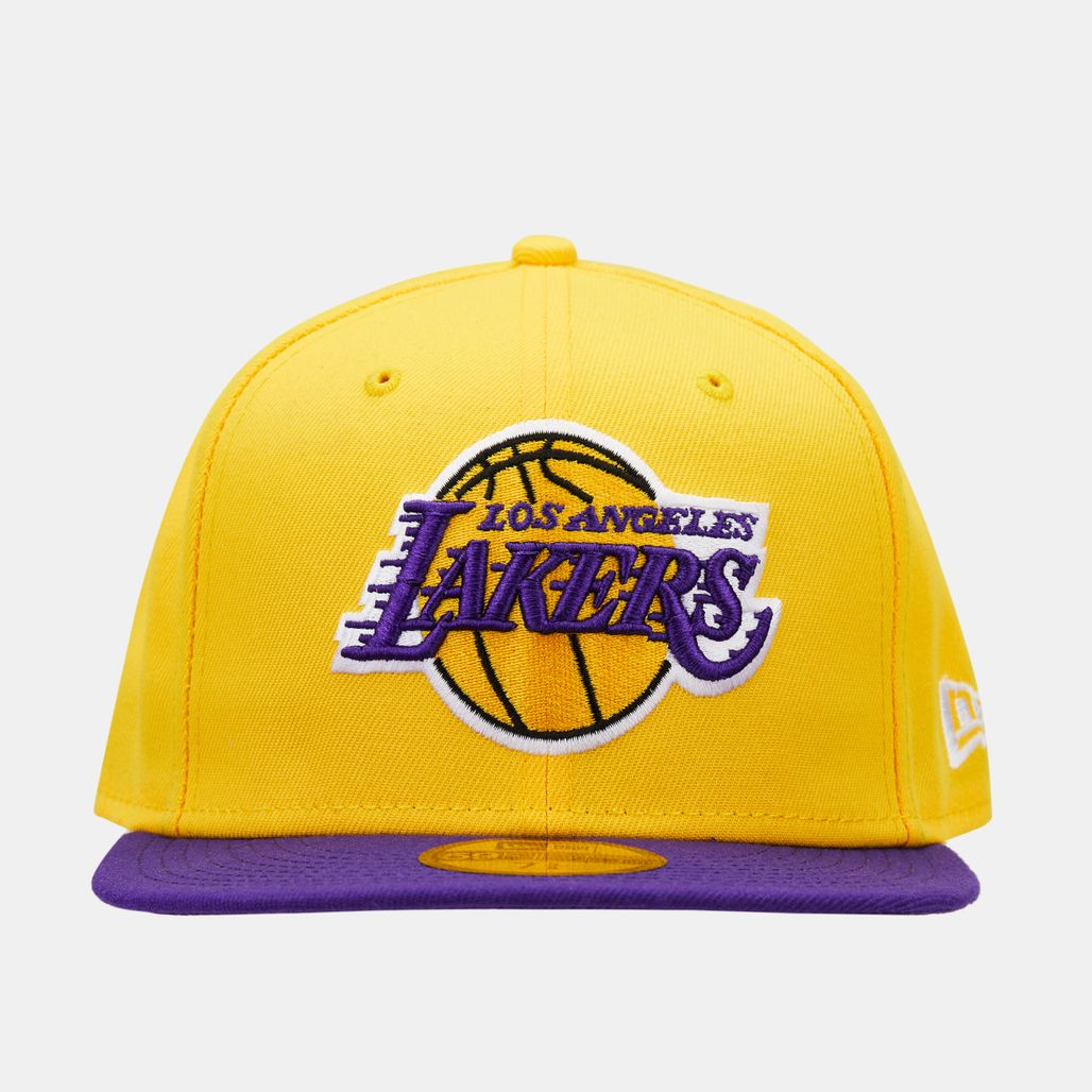 New Era Men's NBA LA Lakers Basic 59FIFTY Cap