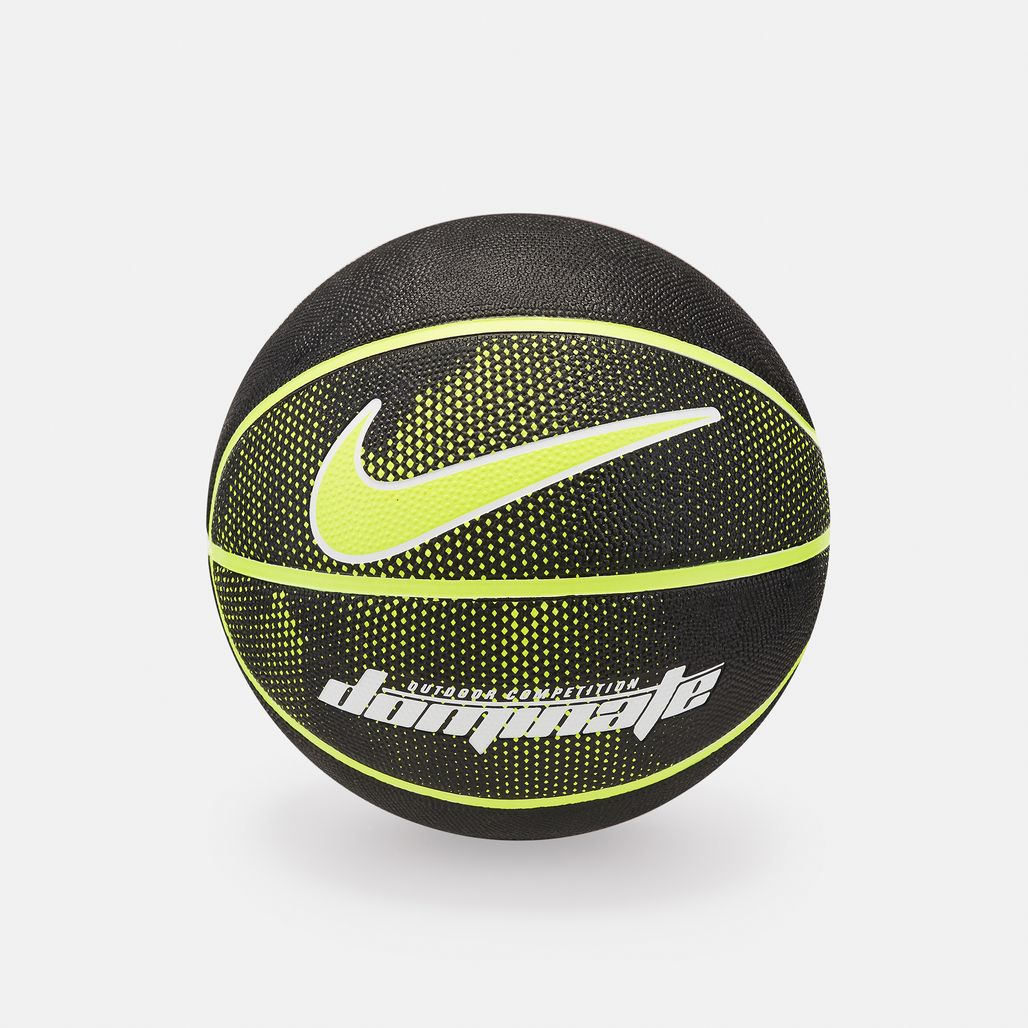Nike Dominate 8P Basketball - Black