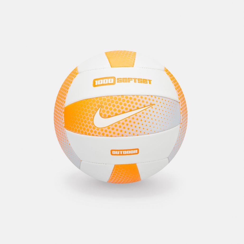 Nike 1000 Soft Set Outdoor 18P Volleyball - Orange