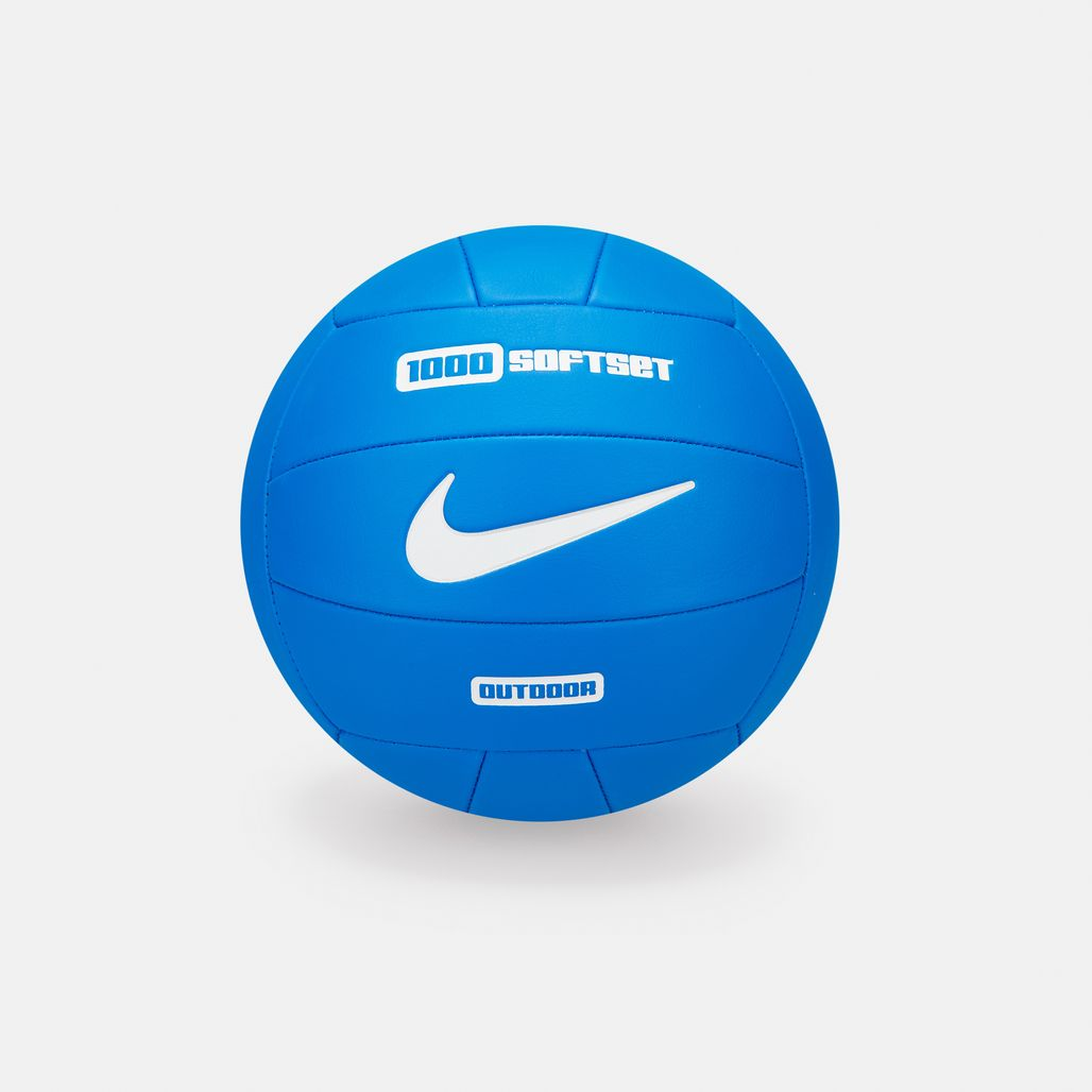 Nike 1000 Soft Set Outdoor 18P Volleyball - Blue