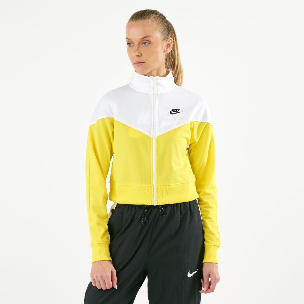 Nike Women's Sportwear Heritage Track Jacket