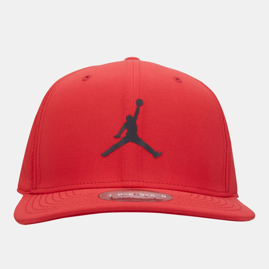 Jordan Men's Classic99 Woven Snapback - Red