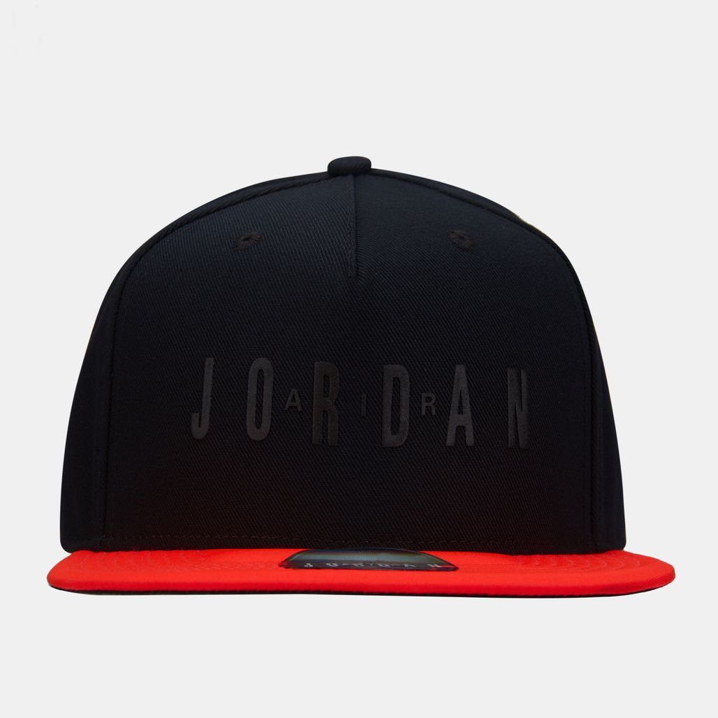 Nike Men's Jordan Pro Legacy Air Snapback Cap - Black