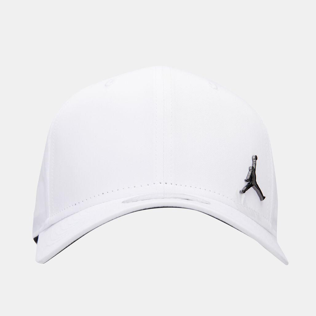 Jordan Men's Classic99 Metal Cap - White