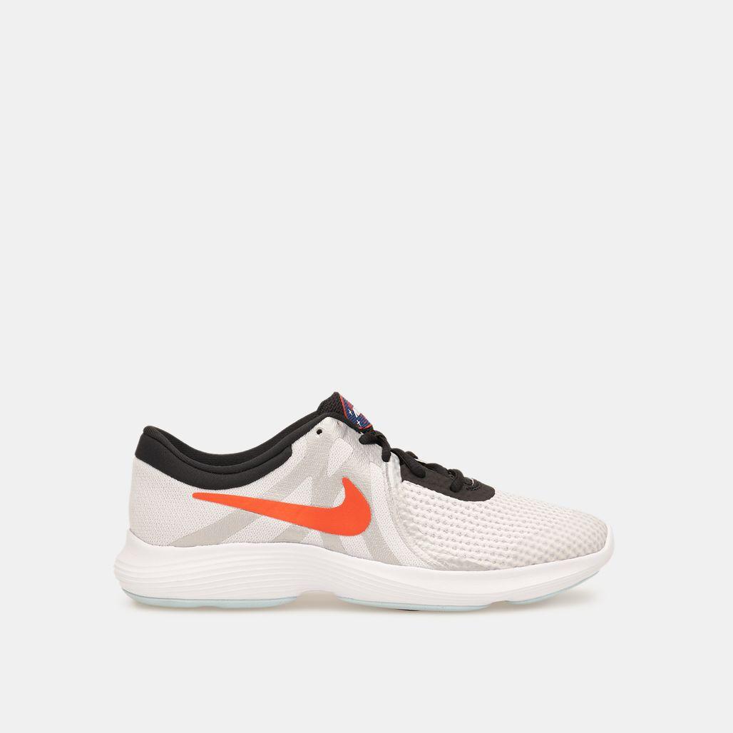 حذاء ريفولوشن 4 من نايك للاطفال الكبار