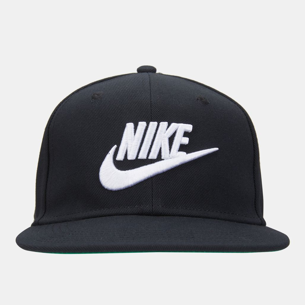 Nike Kids' Pro Futura 4 Cap (Older Kids) - Black