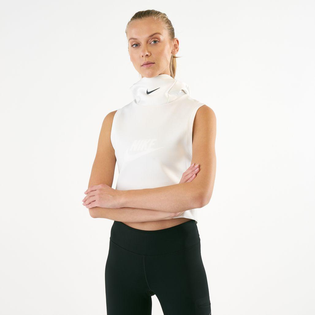 قميص للجري بلا أكمام تك باك آر-ان من نايك للنساء