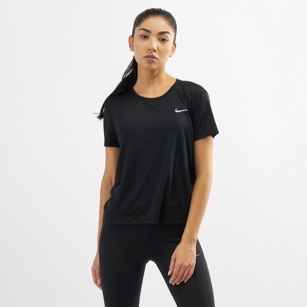 Nike Women's Miler Running T-Shirt