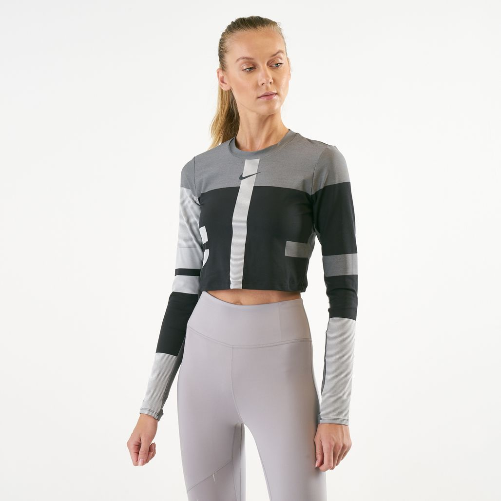 Nike Women's Tech Pack RN Knit Long Sleeve T-Shirt