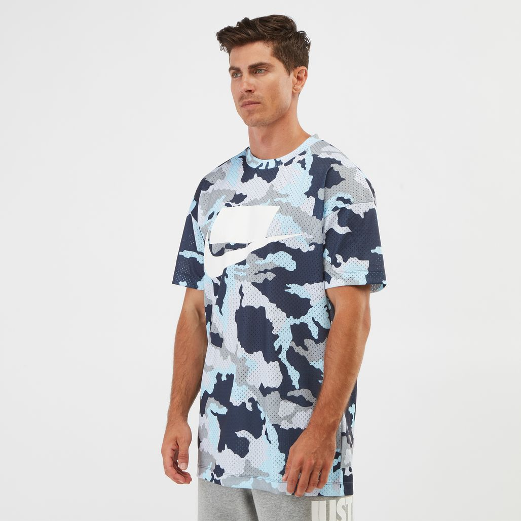 Nike Sportswear Mesh T-Shirt