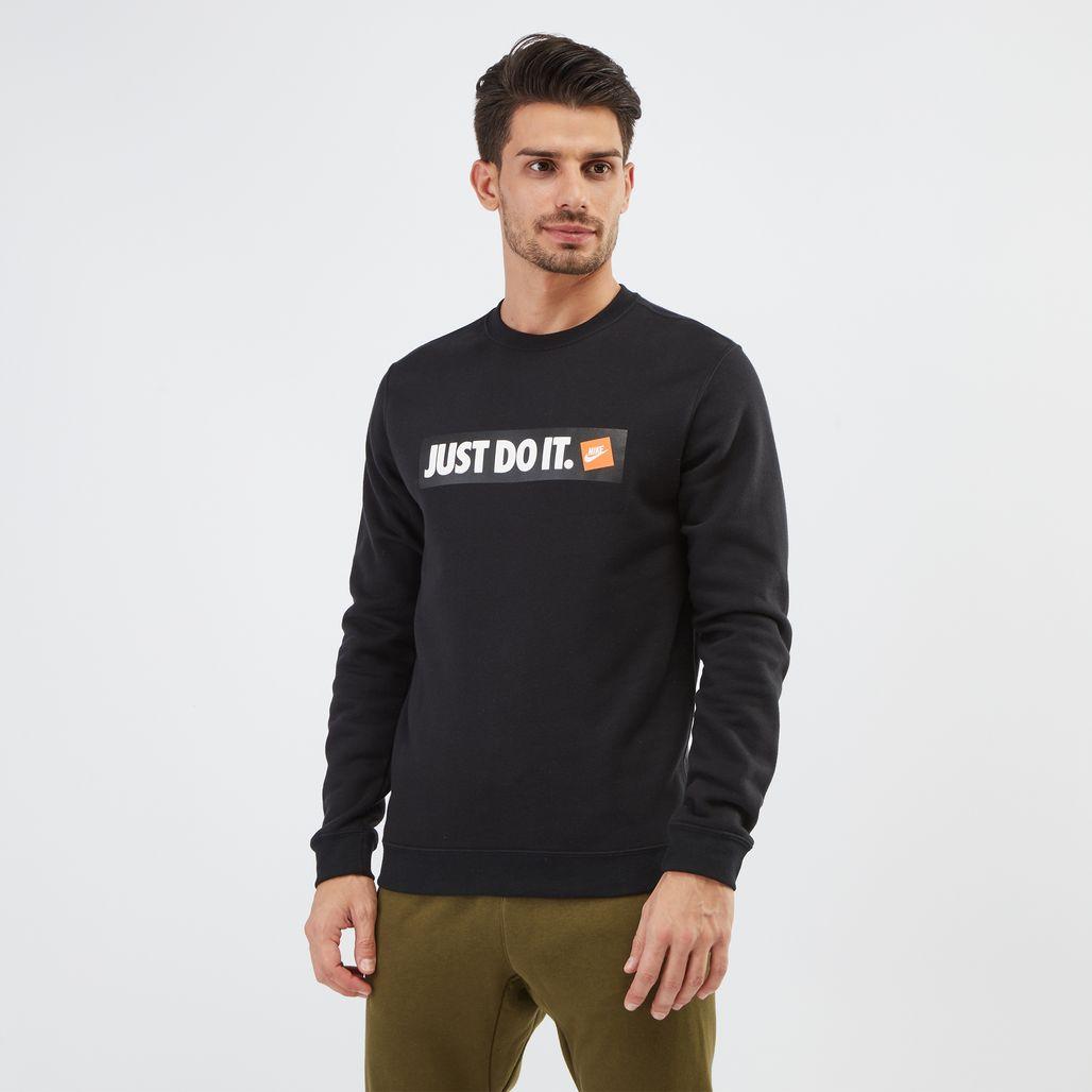 Nike Sportswear Fleece Crew Sweatshirt