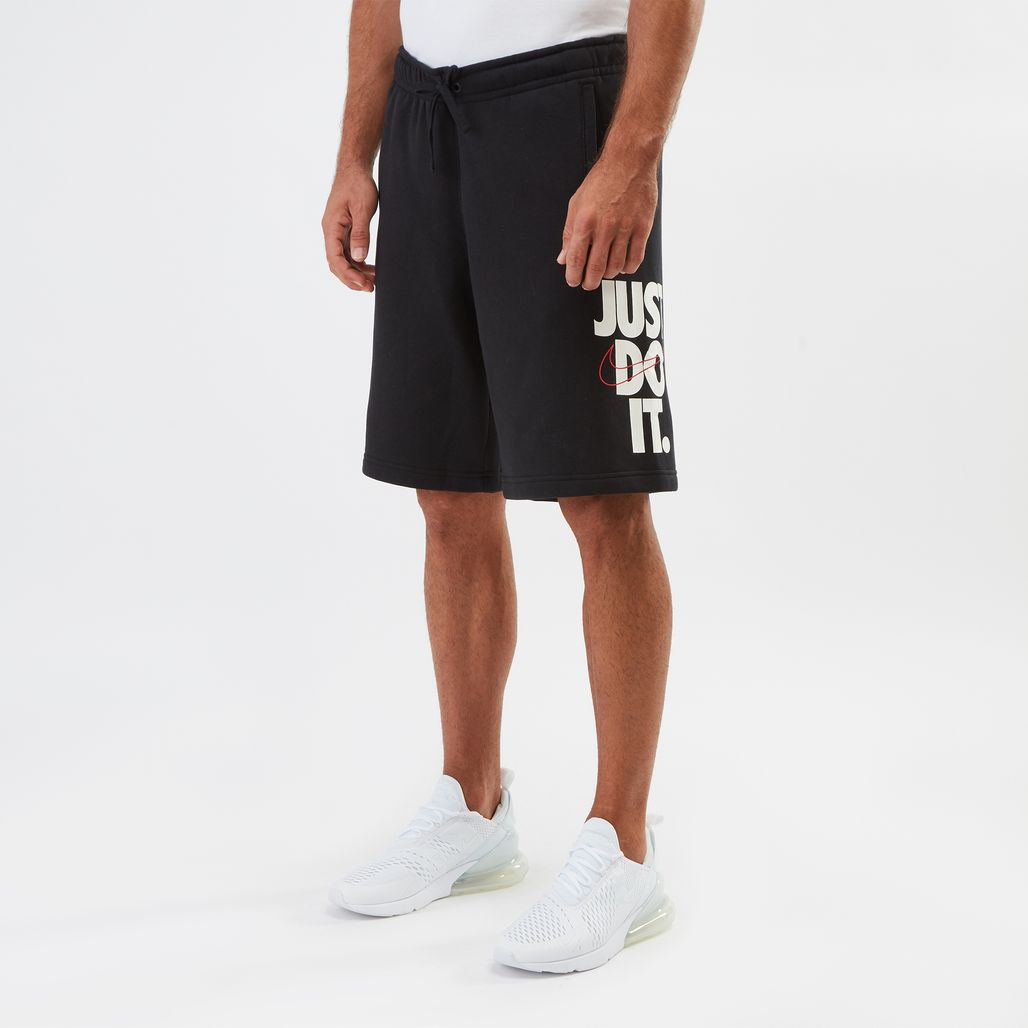 Nike Sportswear HBR Fleece Shorts