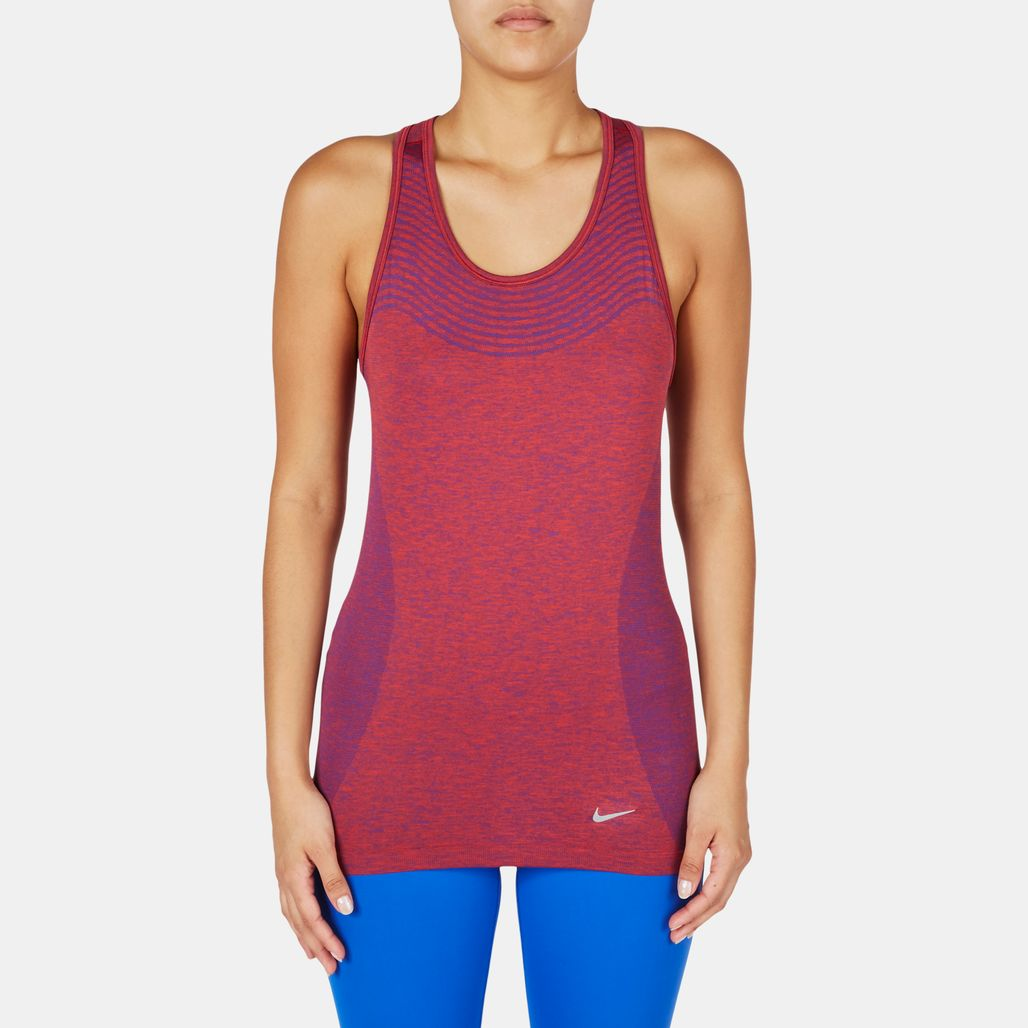 Nike Dri-FIT Knit Running Tank Top