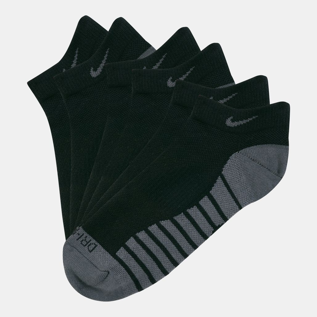 Nike Golf Performance Lightweight No-Show Socks (3 Pair)