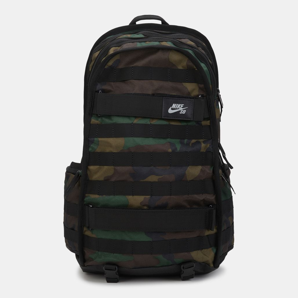 Nike Men's SB RPM Graphic Backpack - Green