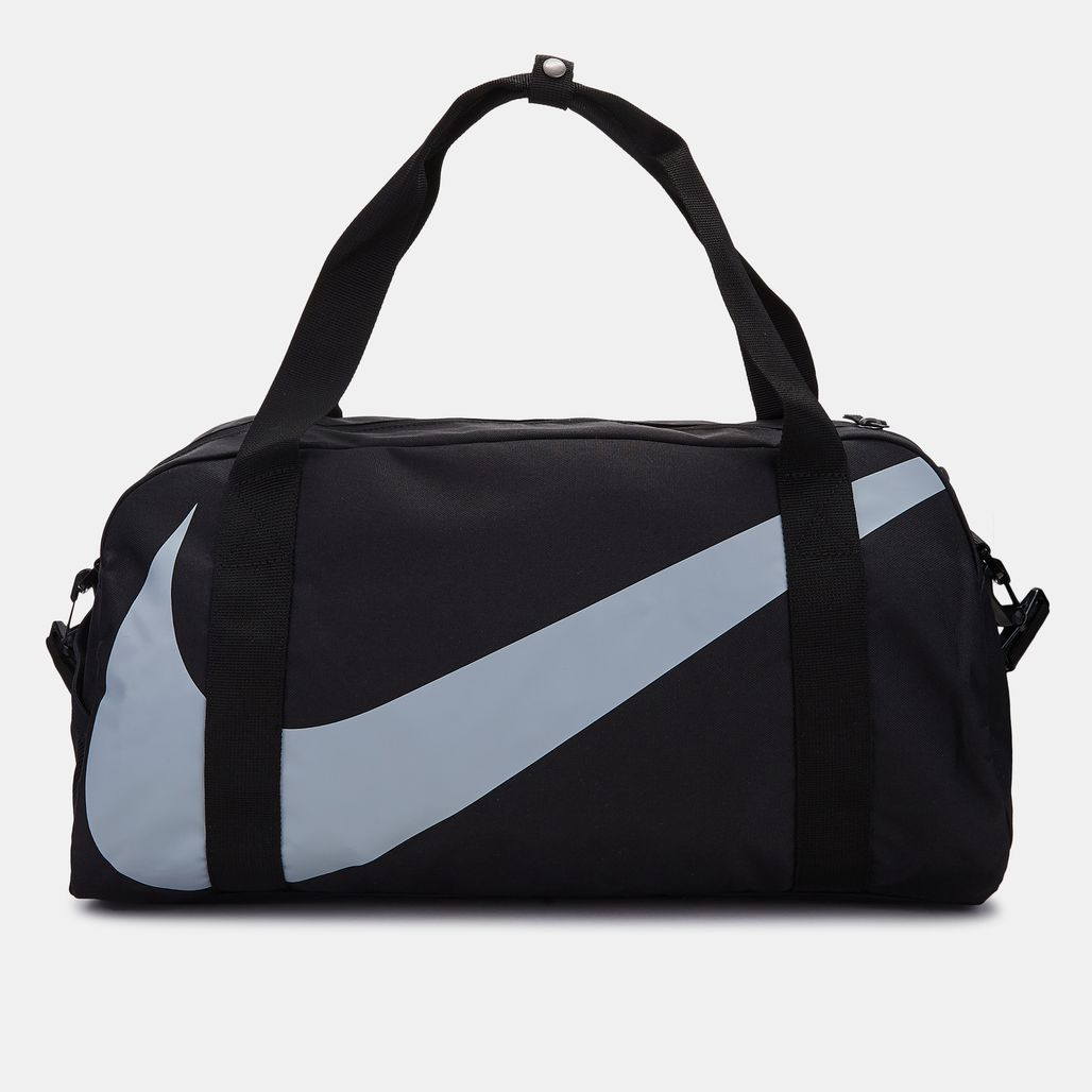 Nike Kids' Gym Club Duffel Bag (Older Kids) - Black
