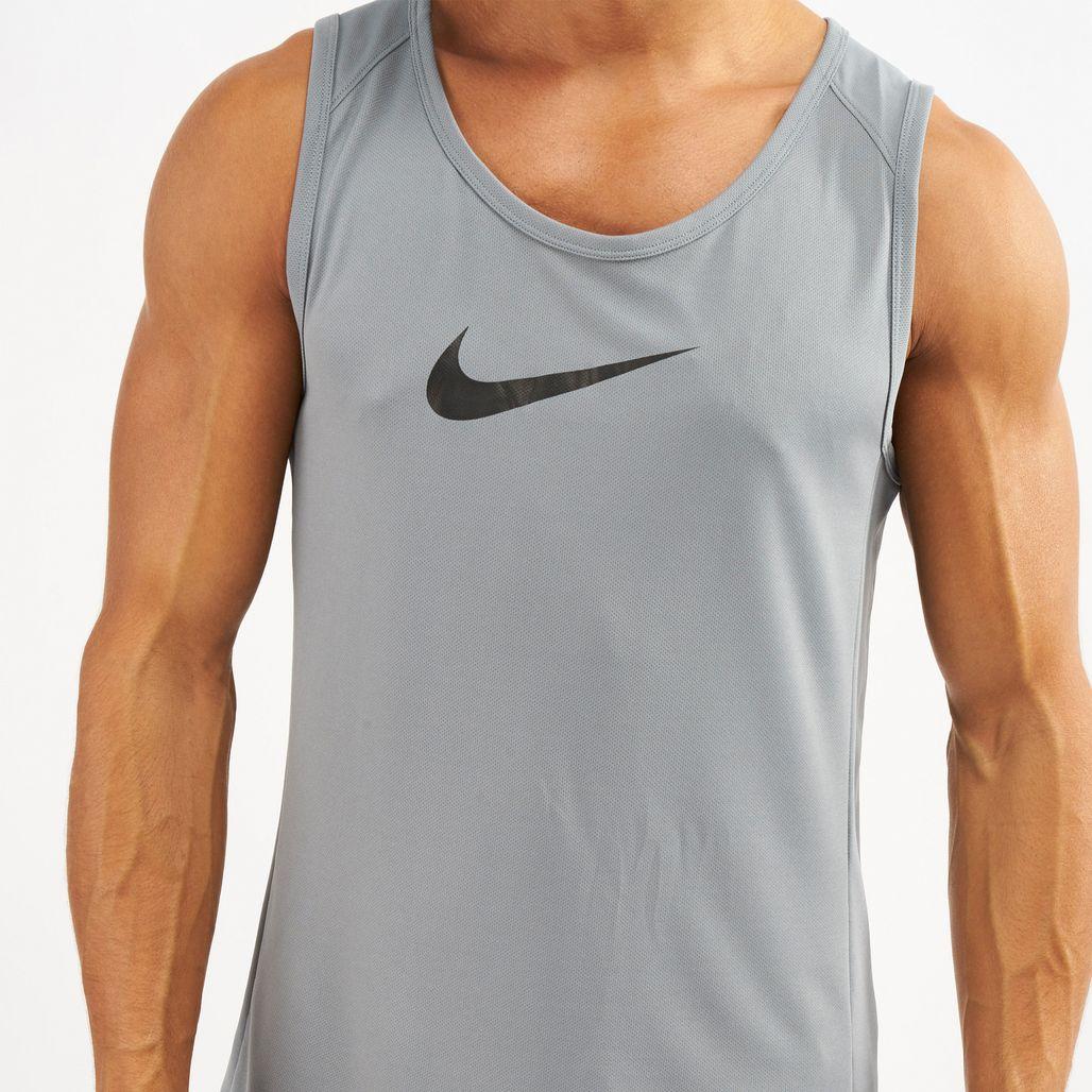 0ac58b5cdf115 ... 1440041 Nike Dry Crossover Sleeveless Basketball Tank Top