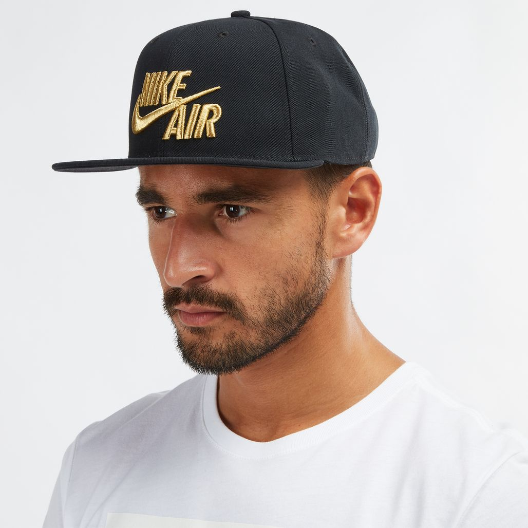 Nike Sportswear Air True Cap - Black