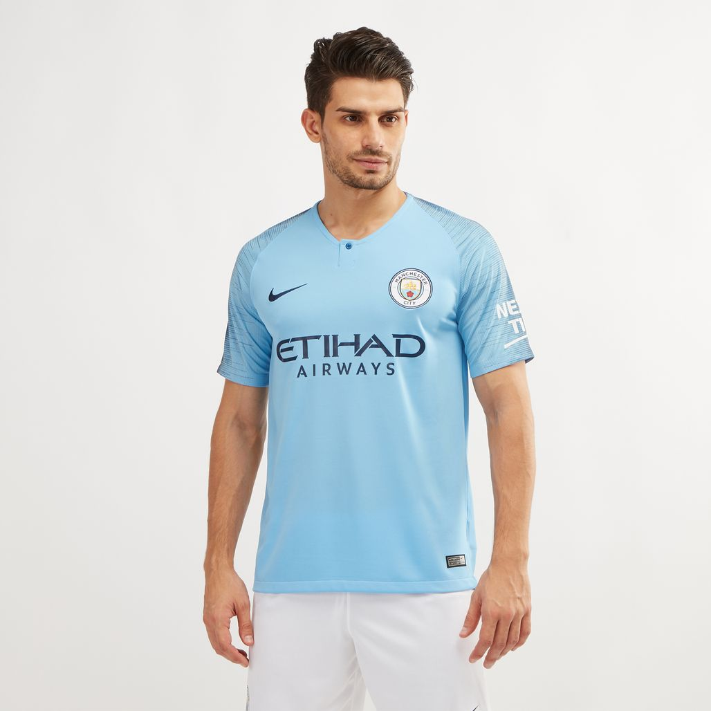 Nike Manchester City Home Football Jersey - 2018