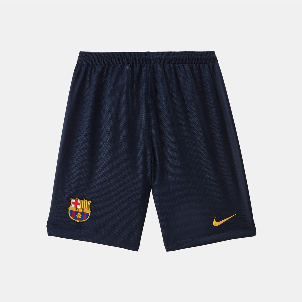 Nike Kids' FC Barcelona Stadium Home Shorts 2018/19