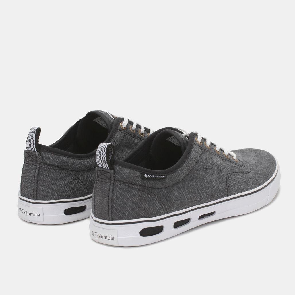 Shop Black Columbia Vulc N Vent Lace Shoe For Mens By