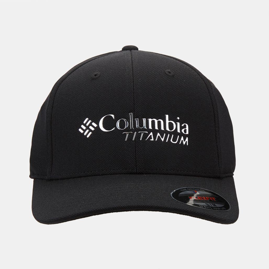 كاب تيتانيوم بول من كولومبيا - أسود