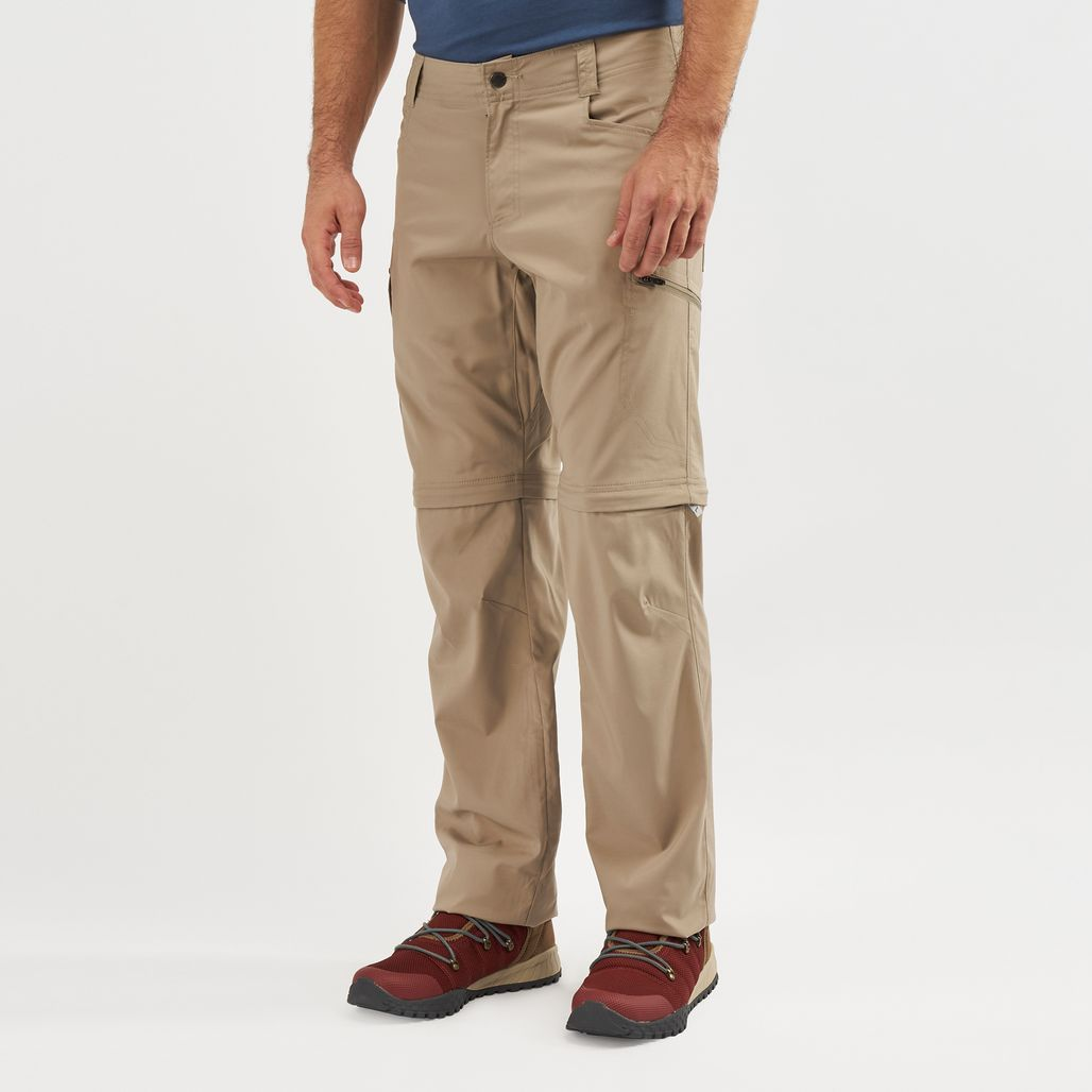 Columbia Silver Ridge Stretch Convertible Pants