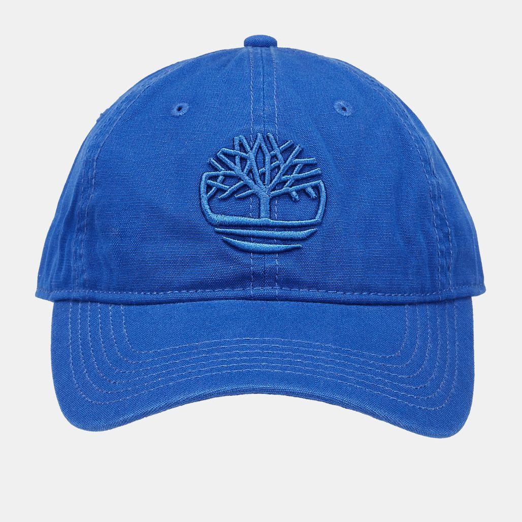 Timberland Logo Cap - Blue