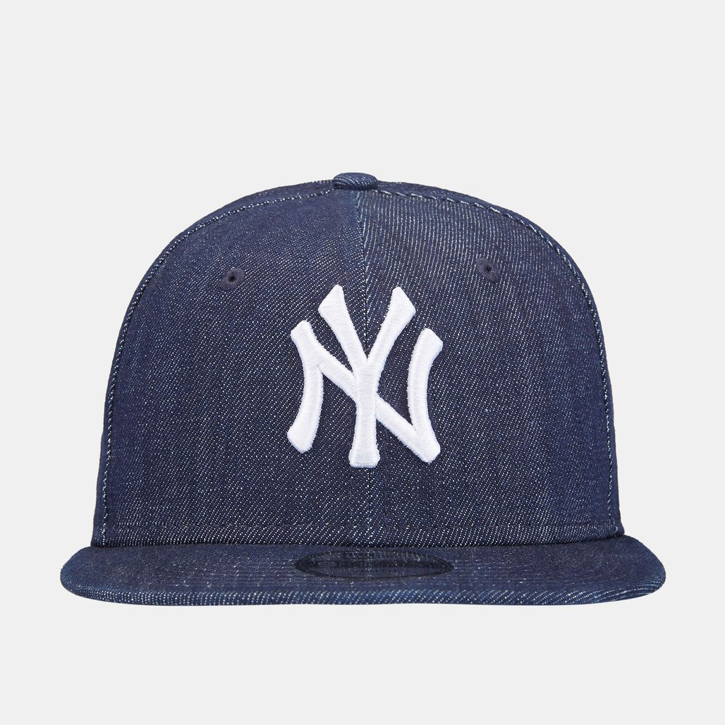 New Era Kids' MLB League Basic New York Yankees 9FIFTY Cap - Blue