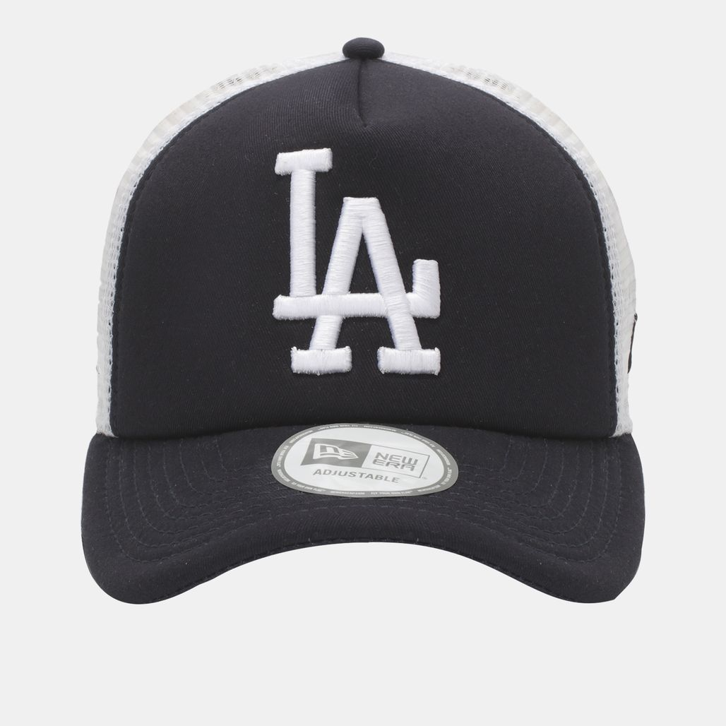 New Era MLB Clean Trucker LA Dodgers Cap - Blue