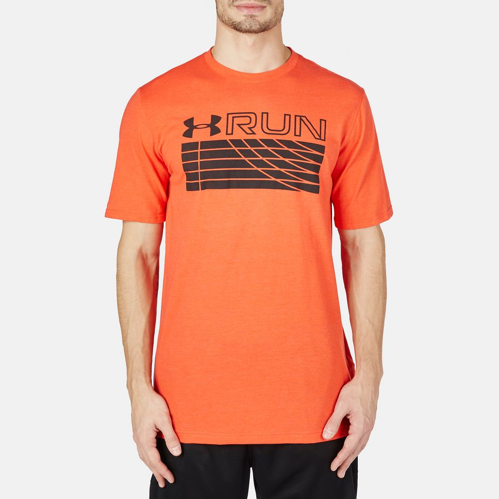 Under Armour Run Track T-Shirt