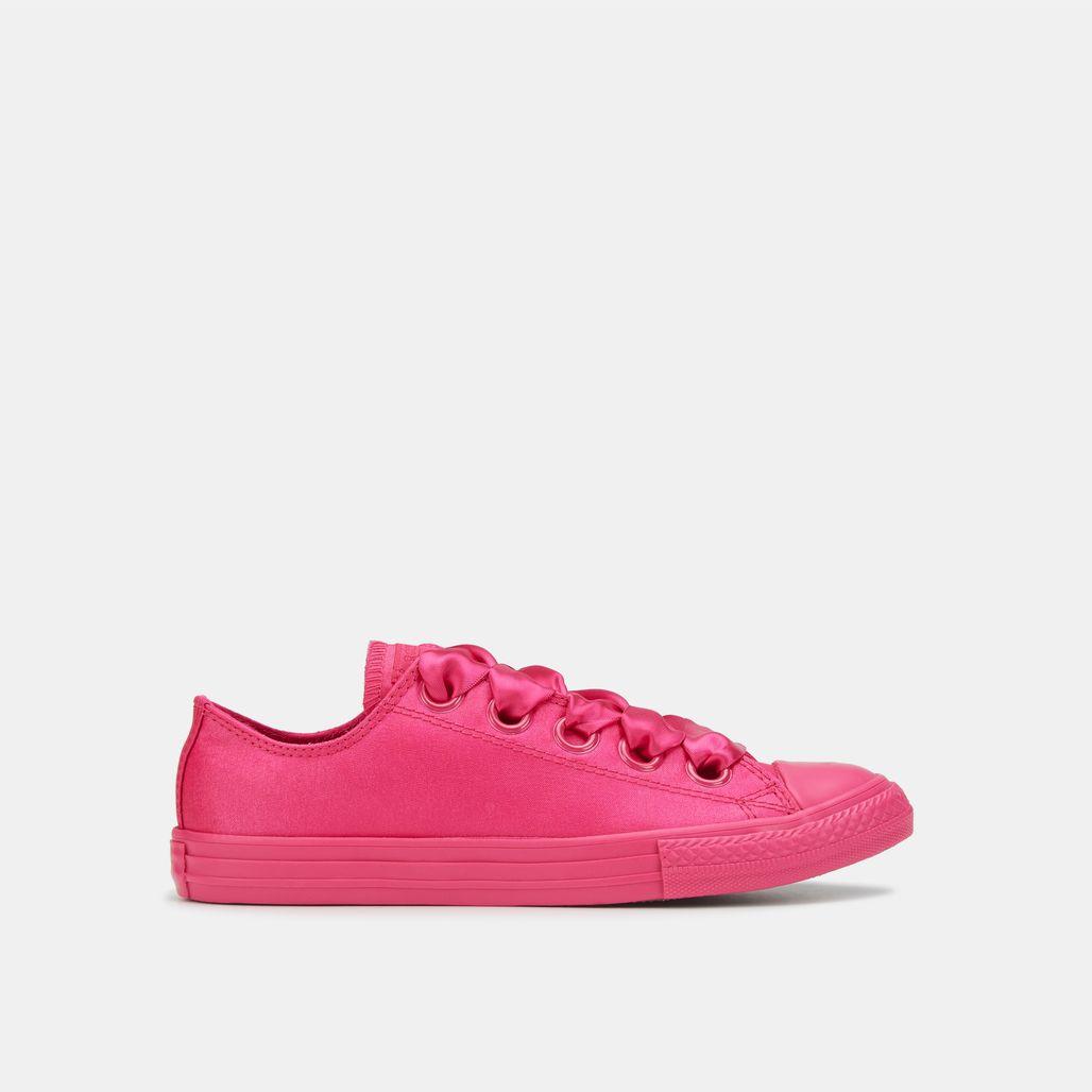 Converse Kids' Chuck Taylor All Star Big Eyelets Oxford Shoe