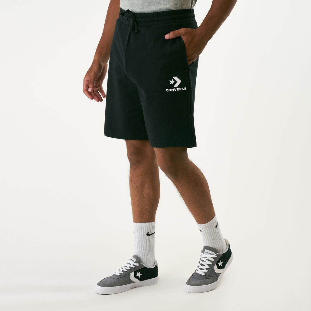 Converse Men's Star Chevron Knit Shorts
