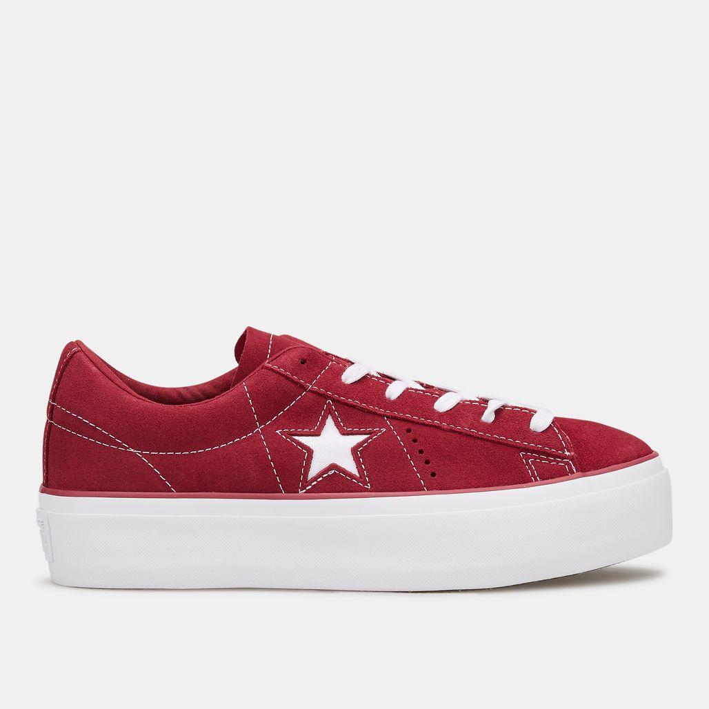 Converse Women's One Star Platform Oxford Shoe