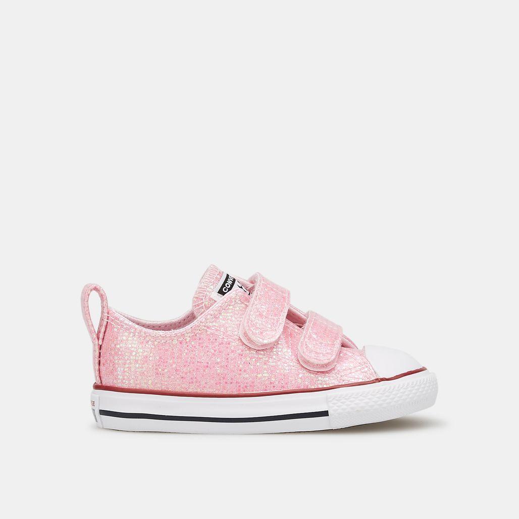 حذاء تشاك تايلور اول ستار سباركل من كونفرس للاطفال الرضع
