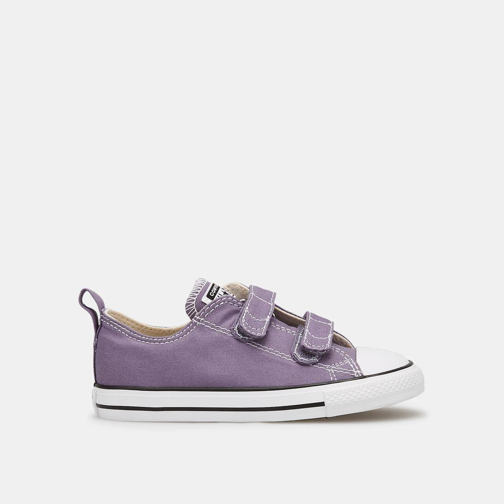 حذاء تشاك تايلور اول ستار سيزونال من كونفرس للاطفال الرضع