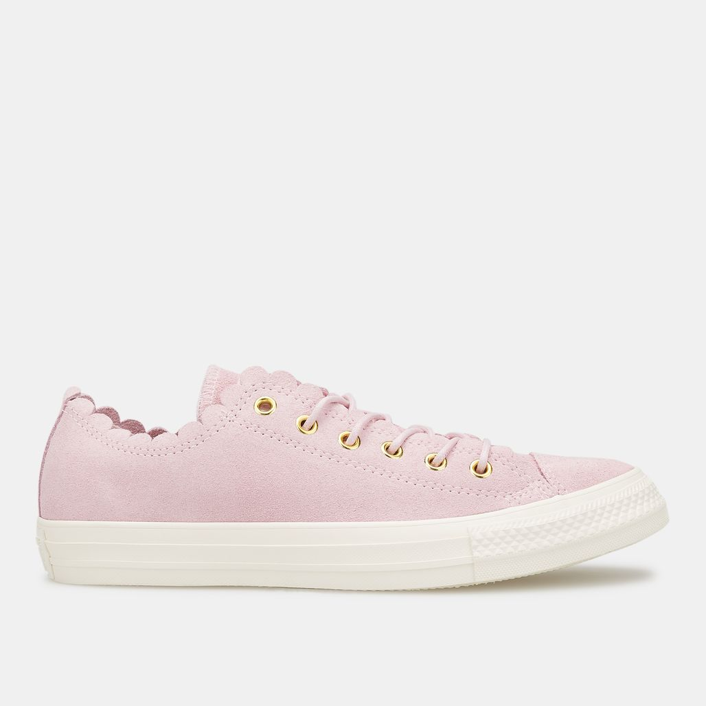 Converse Women's Chuck Taylor All Star Frilly Thrills Shoe