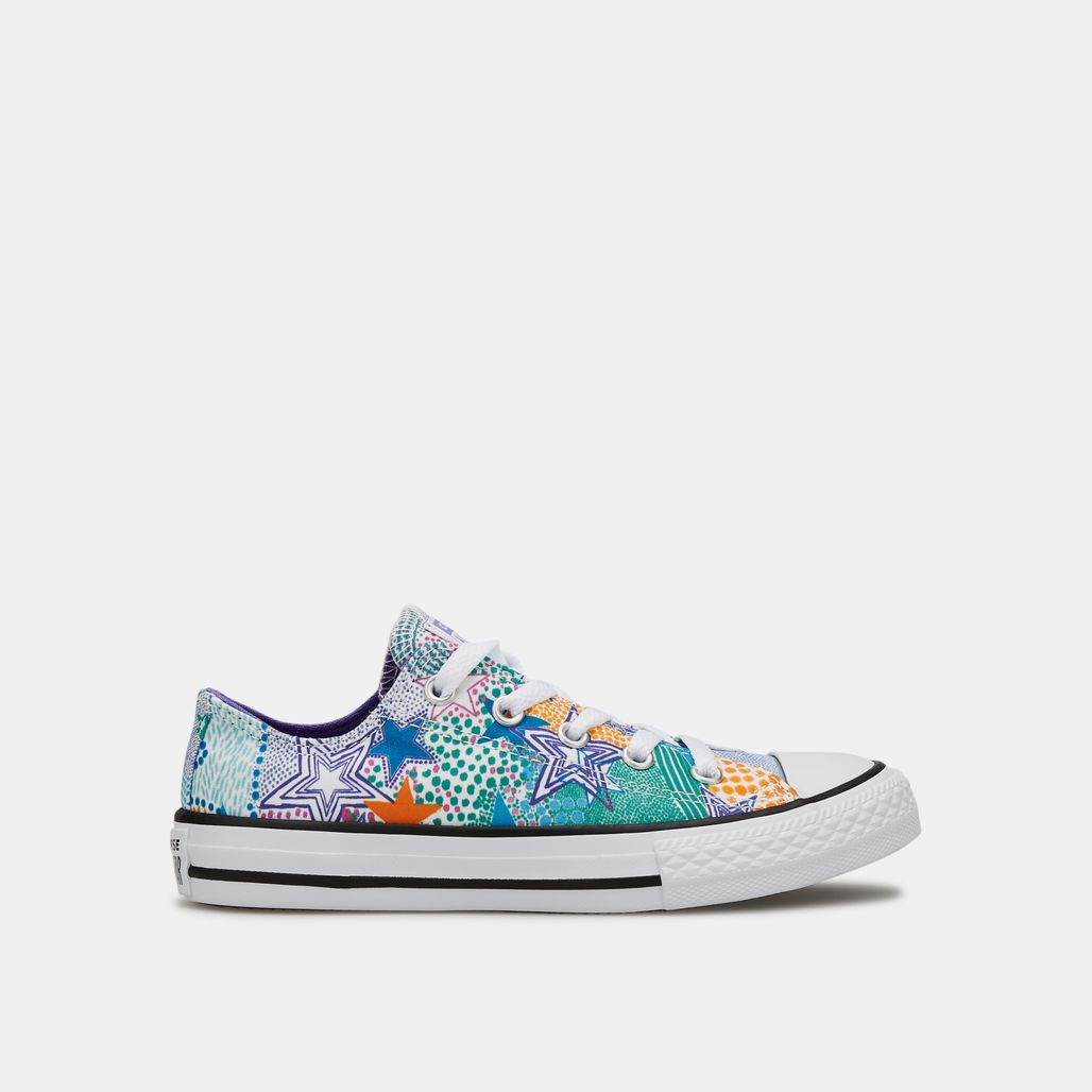 Converse Kids' Chuck Taylor Ox Shoe (Younger Kids)