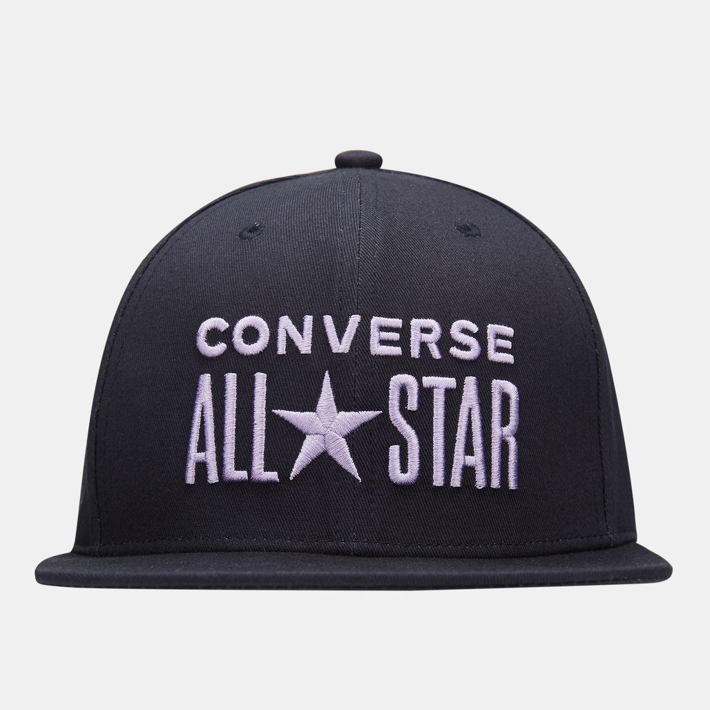 Converse Heritage Snapback Cap - Blue