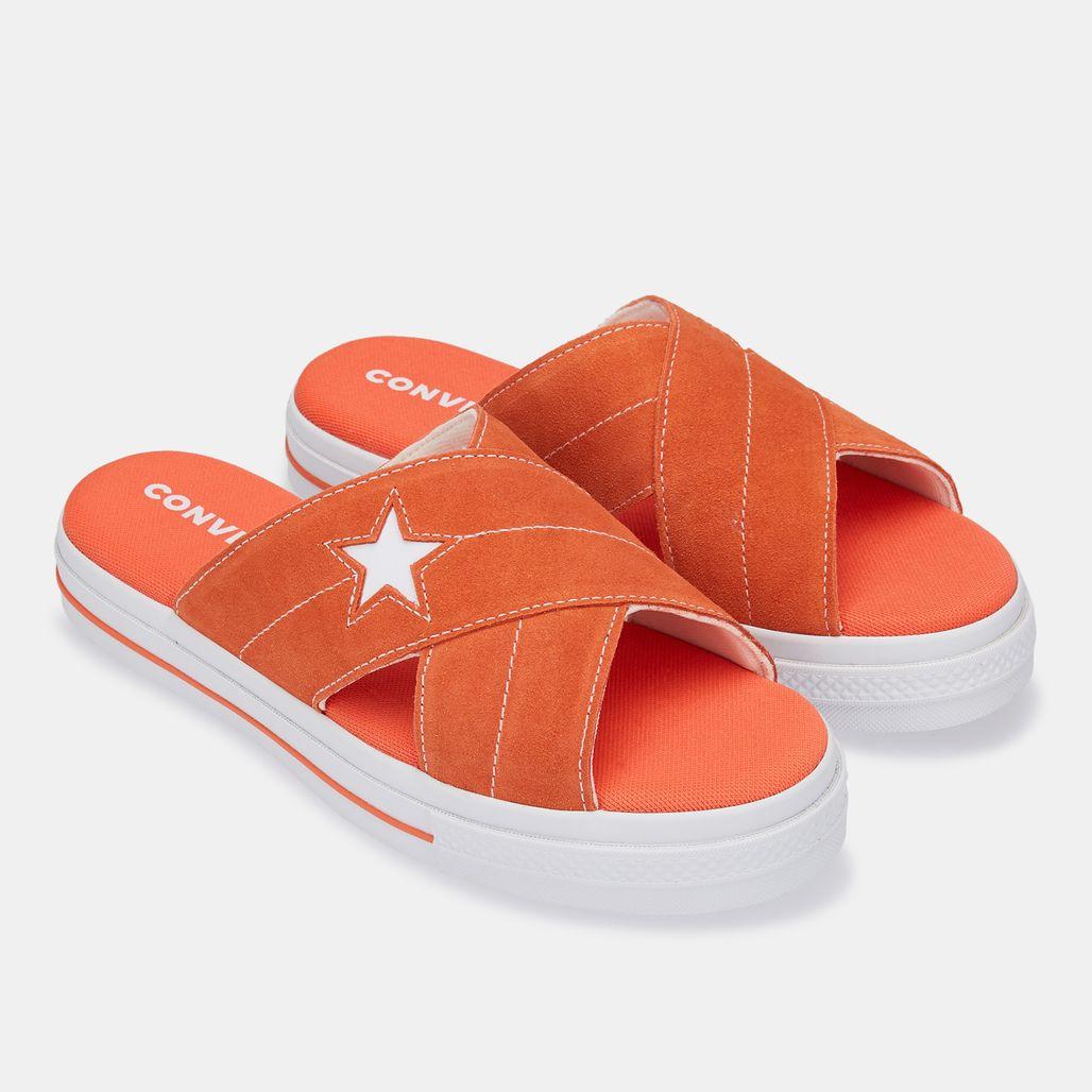 Converse Women's One Star Slip Sandal