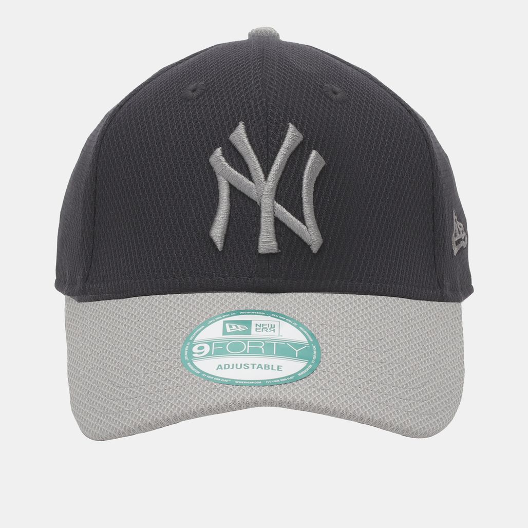 New Era New York Yankees MLB Diamond Era 2 Tone 39Thirty Cap - Blue